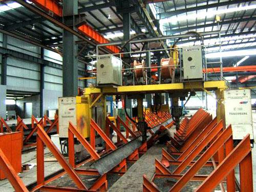 门式埋弧焊机 - 徐州鼎恒钢结构有限公司