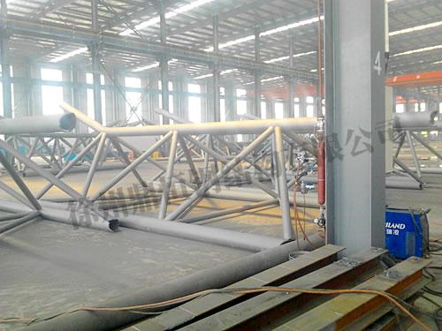 管桁架加工 - 徐州鼎恒钢结构有限公司